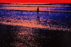 Tony_Ward_Photography_early_analog_composites_80's_special_effects_beach_scene_youngBoy_silhouette_ocean_sunset