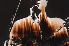 Tony_Ward_early_work_musician_John_McLaughlin_Franklin_Marshall_College_1974_guitarist