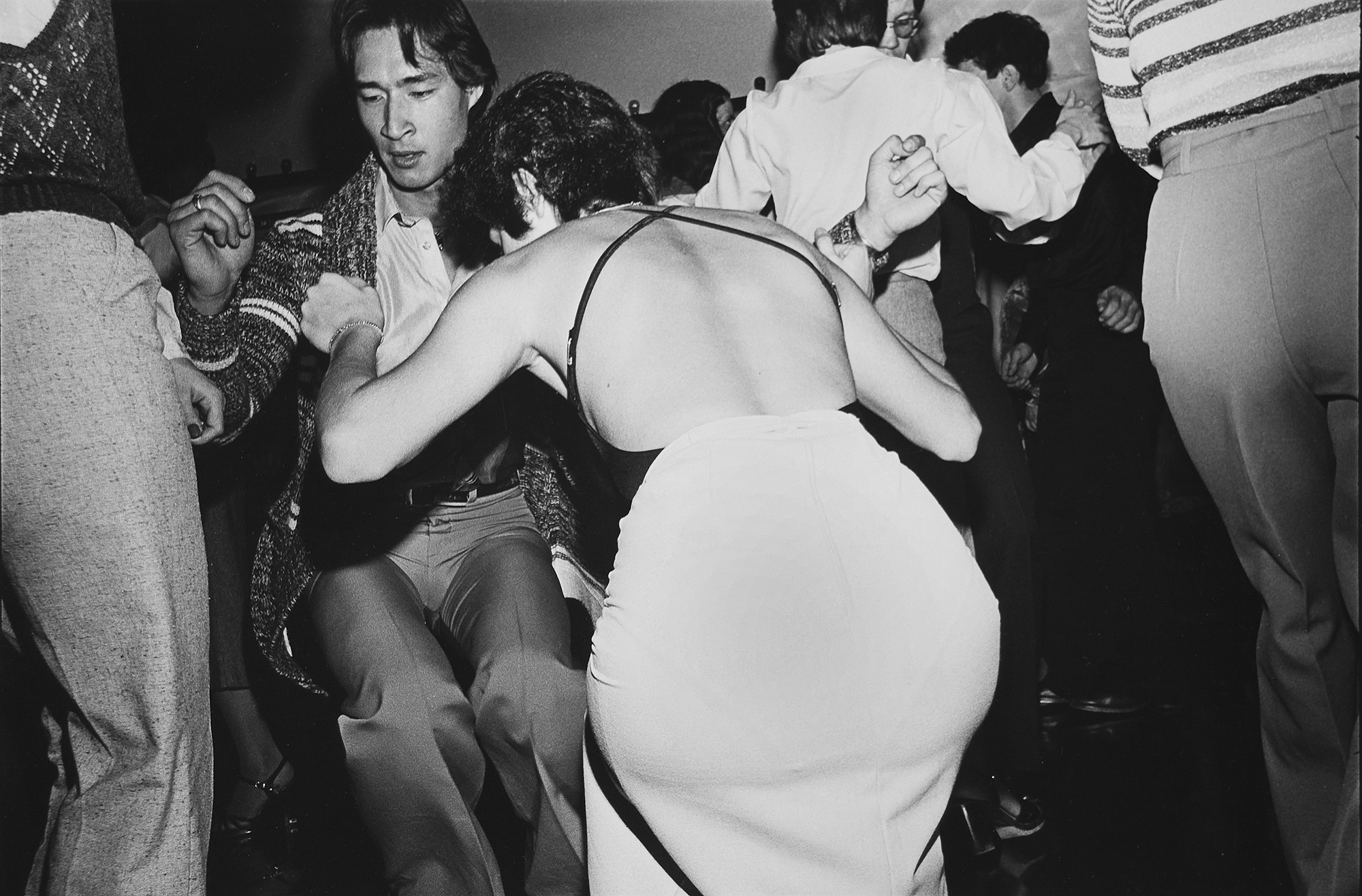 Tony_Ward_photography_early_work_Night_Fever_portfolio_1970's_erotic_dirty_dancing_couples_