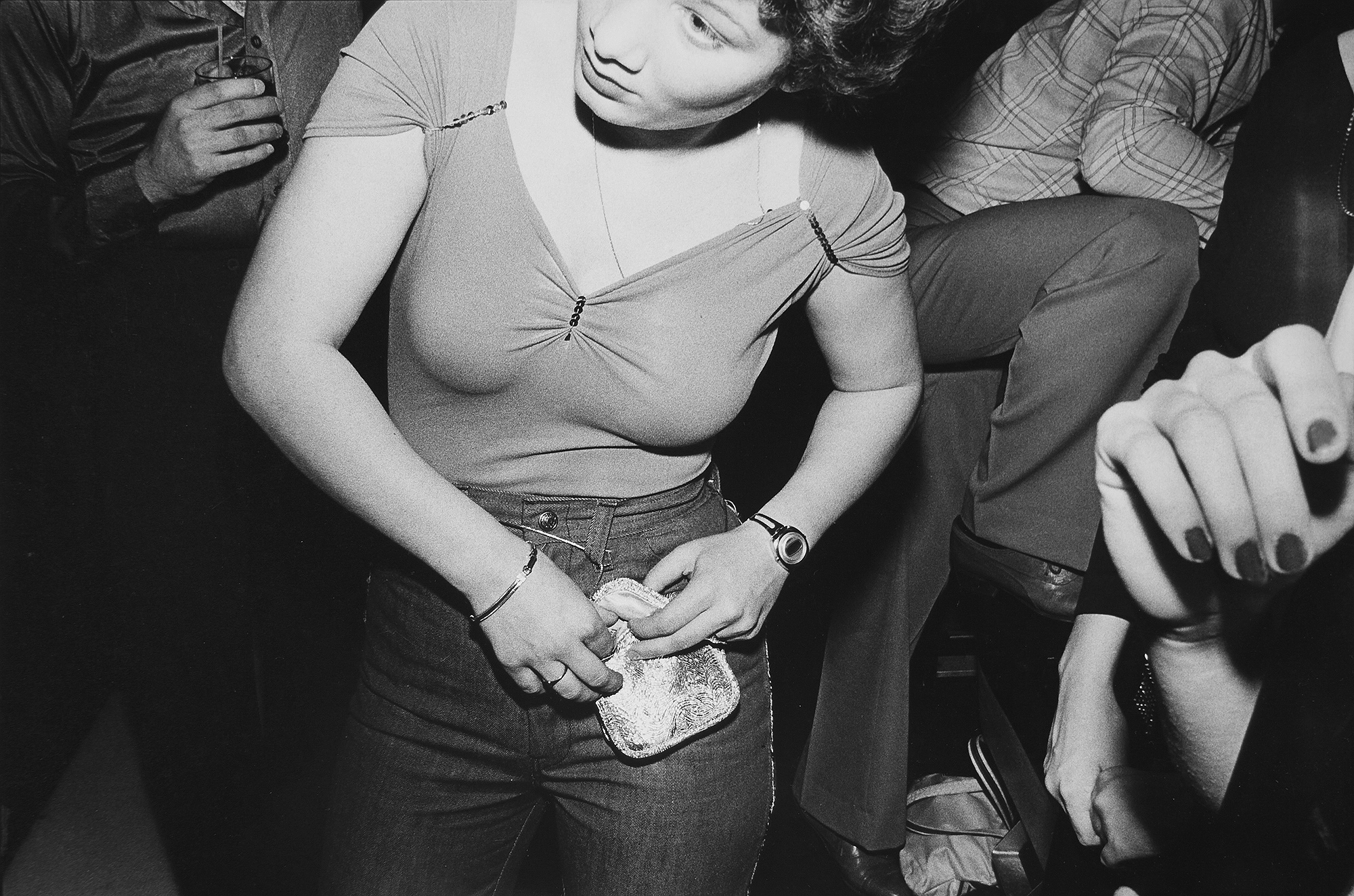 Tony_Ward_photography_early_work_Night_Fever_portfolio_1970's_erotic_dirty_dancing_couples_grinding_purses