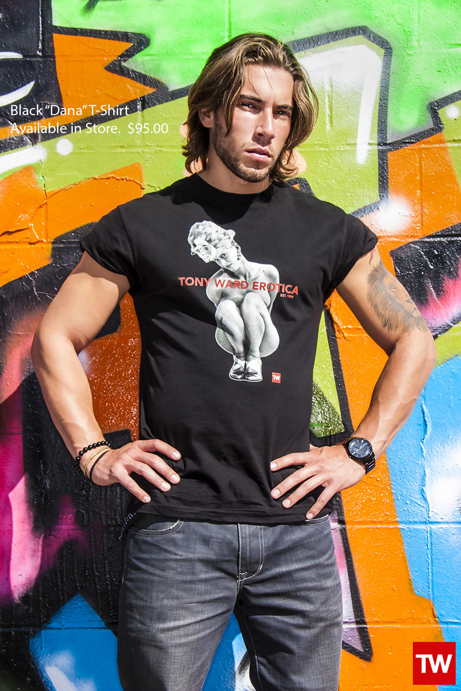 Tony_Ward_Studio_e_commerce_store_t-shirts_black_Dana_tee_sale_model_Luis