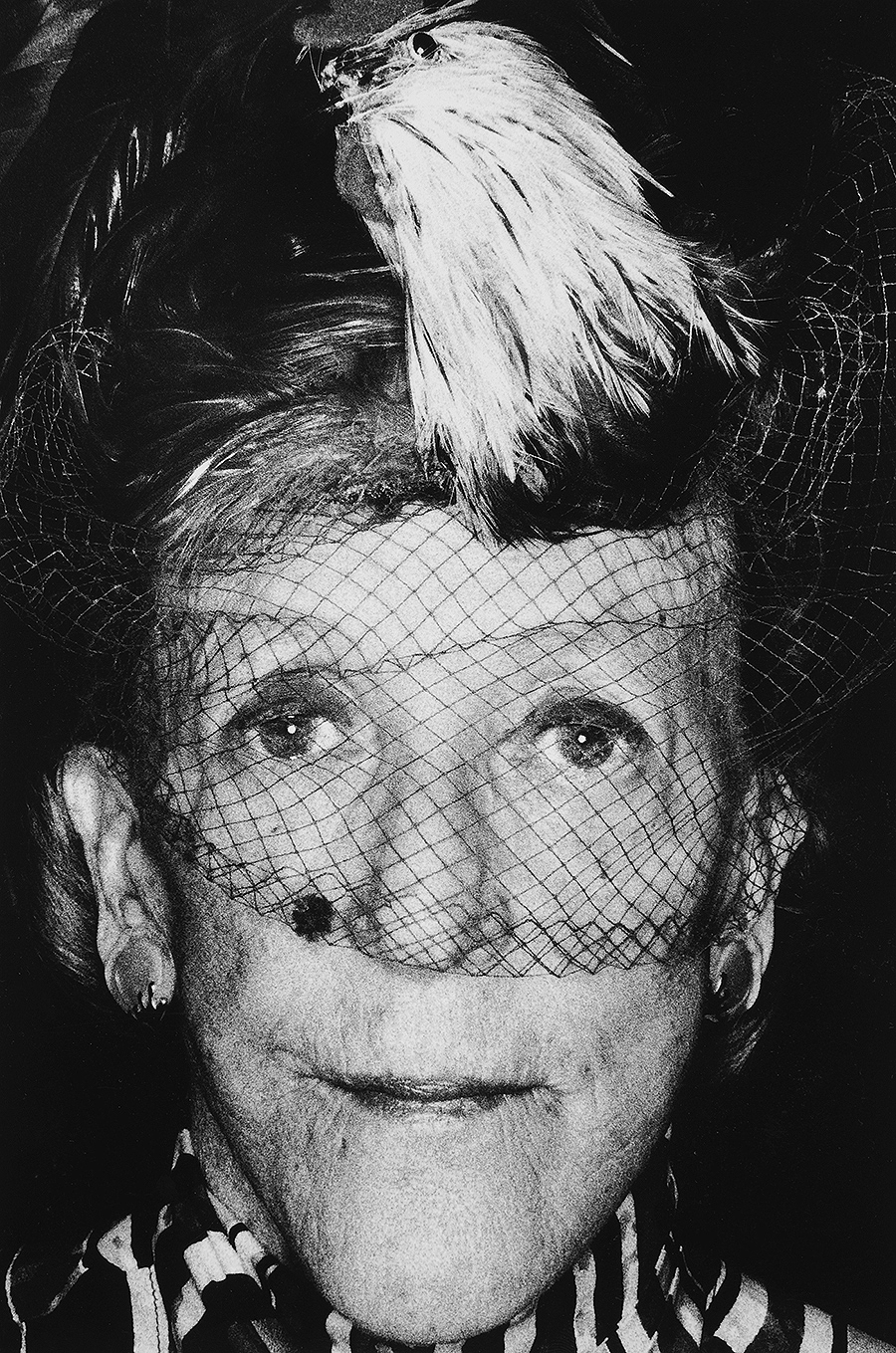 Tony_Ward_early_work_close_ups_1990's_ringflash_feathered_headress copy
