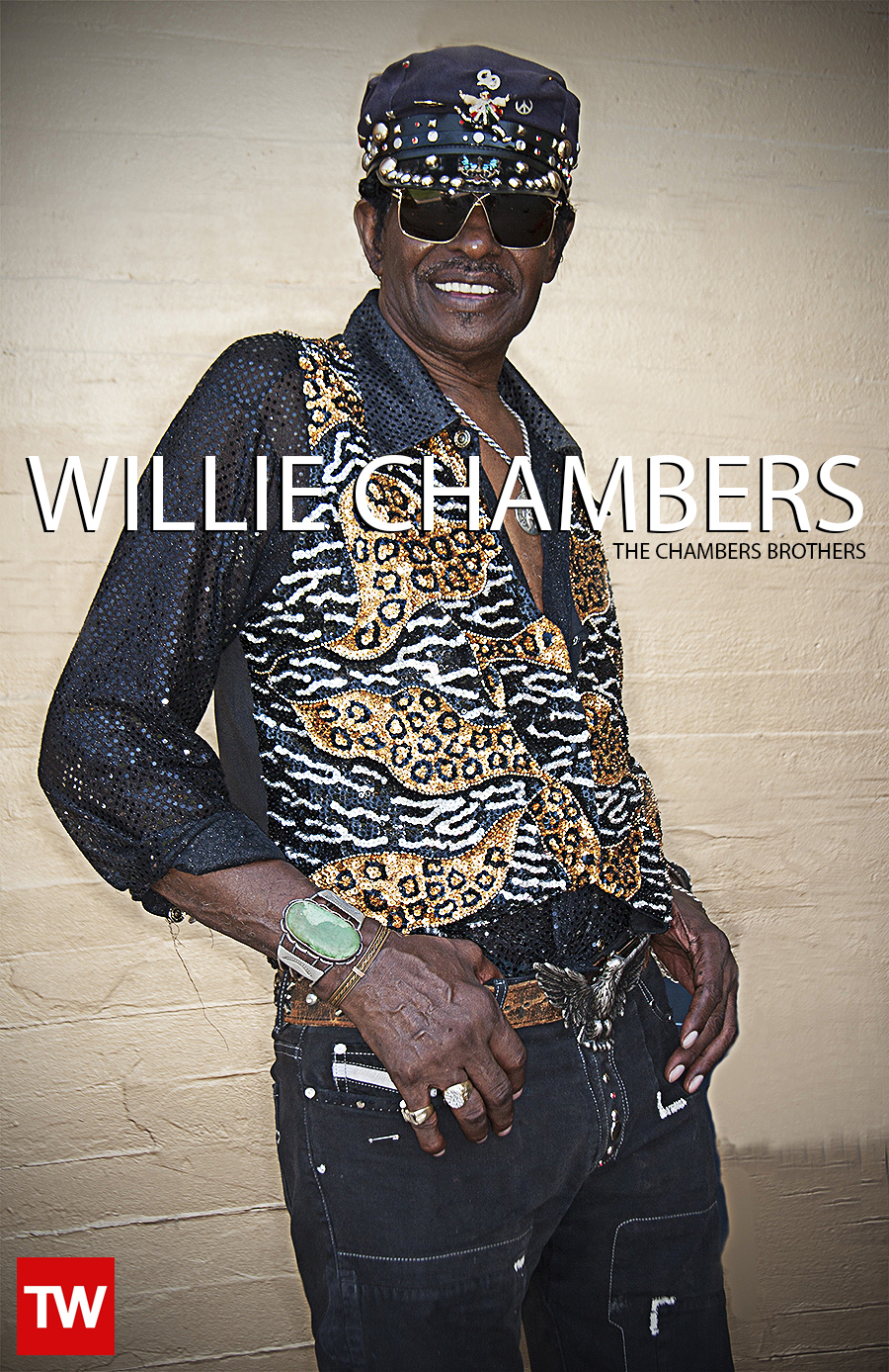willie chambers chambers brothers band