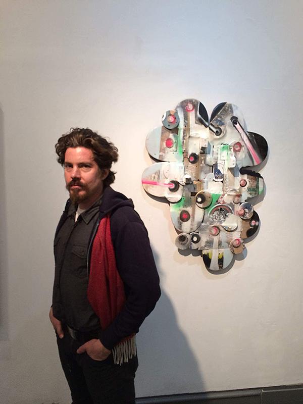 Portrait_of_Tyler_Kline_artist_exhibiting_Jed_Williams_Gallery_Philadelphia_paintings_scultpure