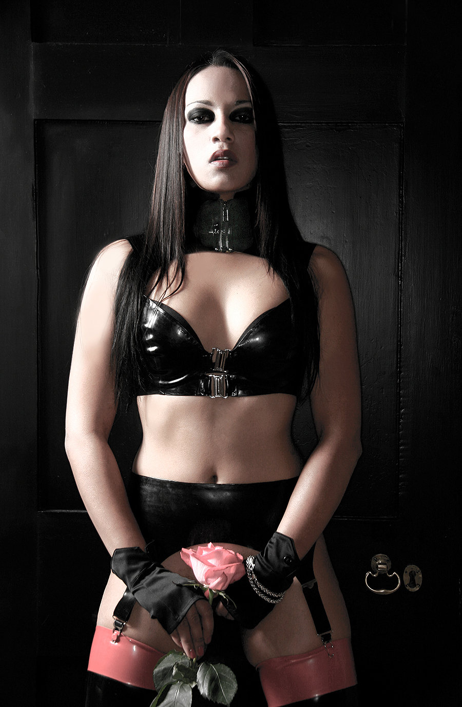 Tony_Ward_erotica_model_hannah_taboo_magazine_pink_rose_latex_blog