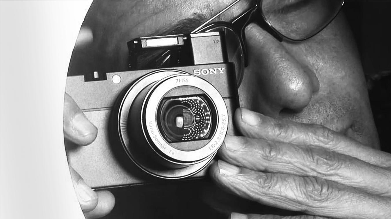 Tony Ward Shooting With the Sony RX100V