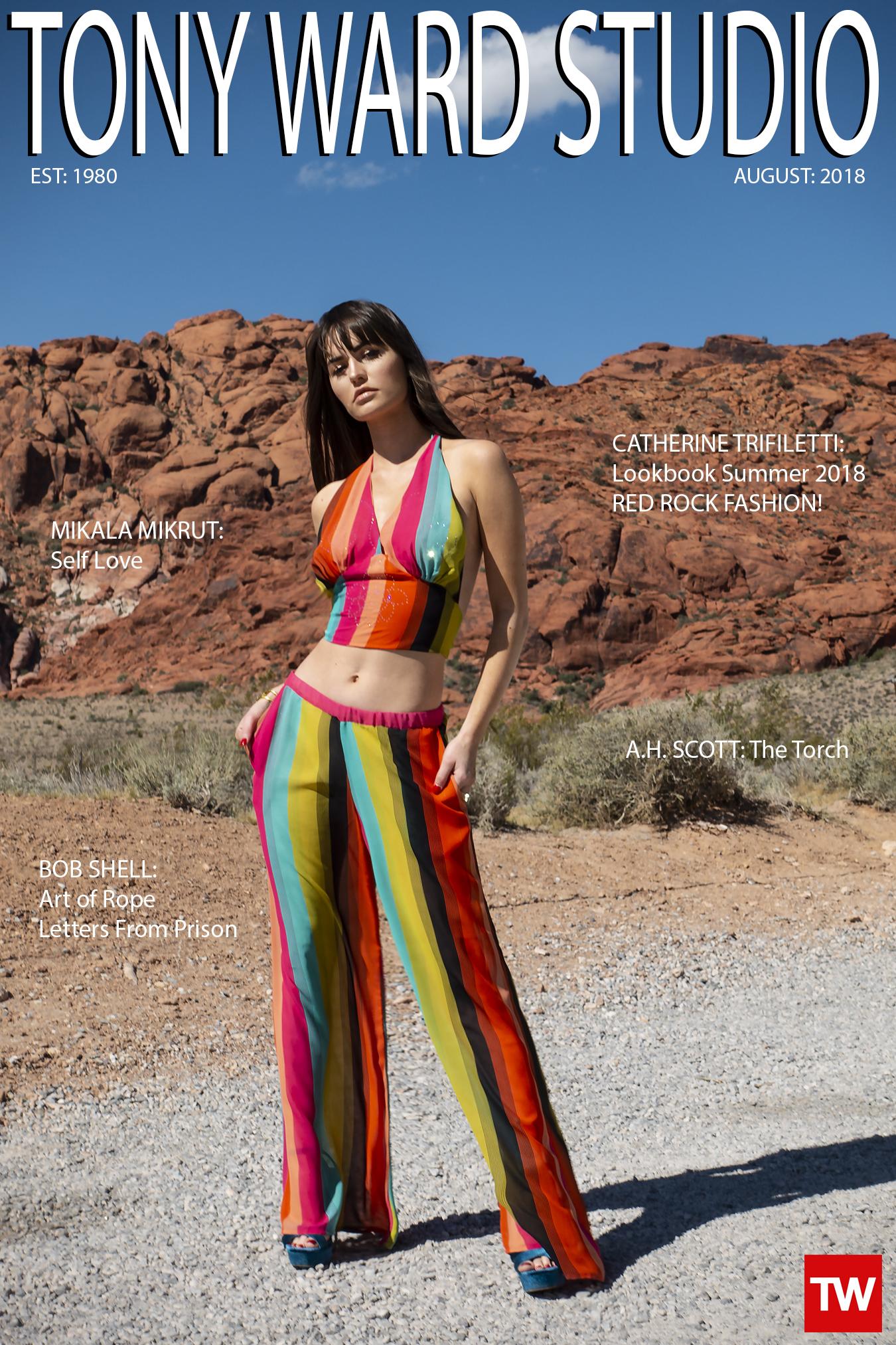 Tony Ward Studio Catherine Trifiletti Design Las Vegas Cover Art