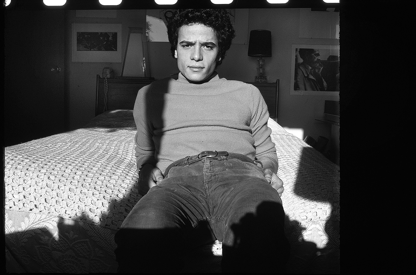 Tony_Ward_early_self_portrait_Rochester_Apartment_1978