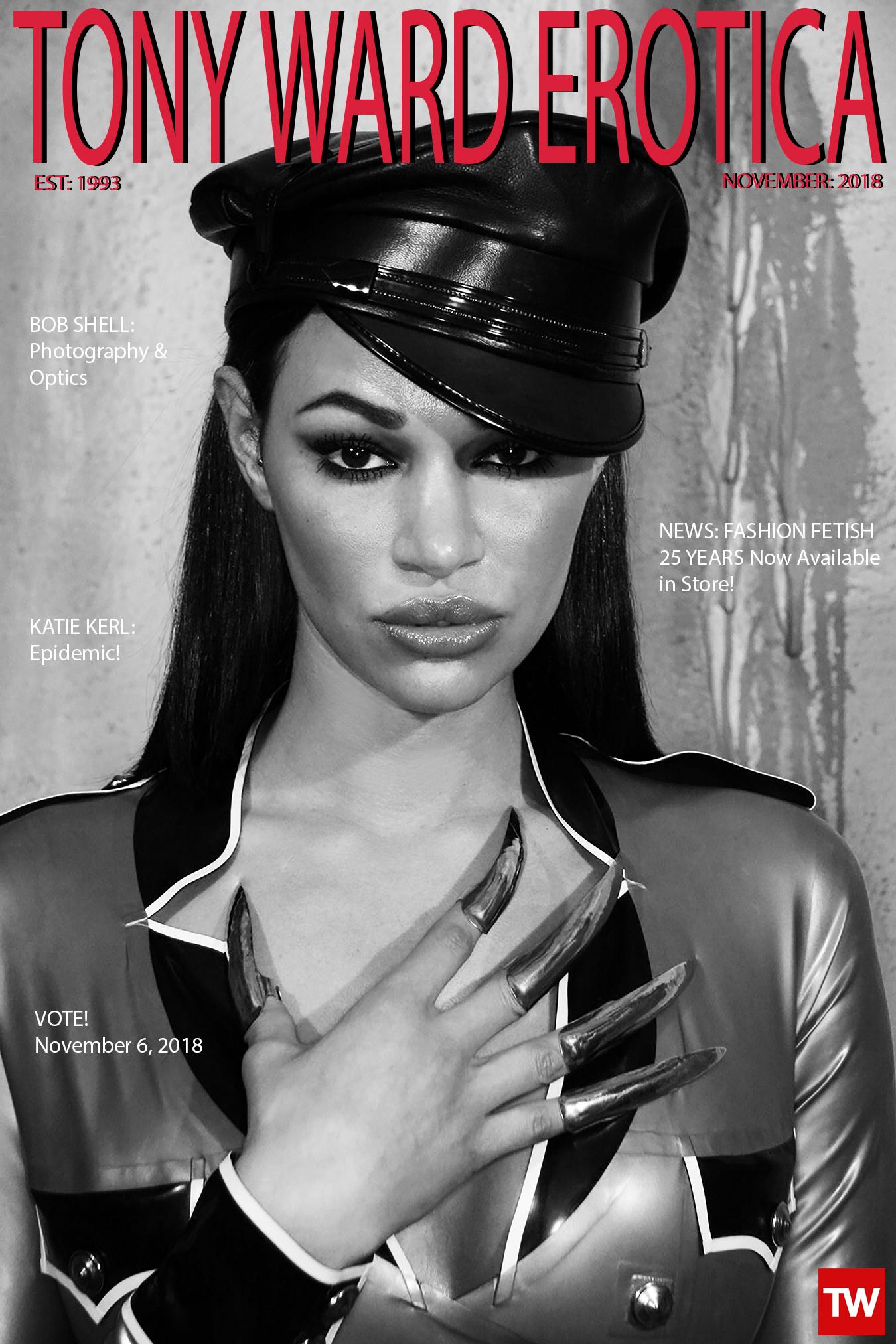 Tony Ward Erotica homepage cover november 2018