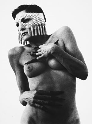 Tony_Ward_photography_early_work_sandy_ward_model_topless_nude_accessories_mask_finger_extensions_portfolio_classics_69.jpg