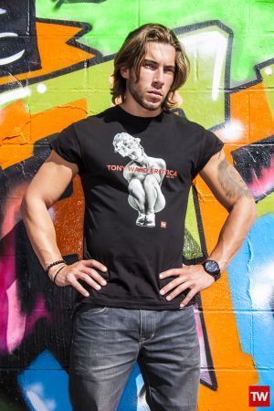 Tony_Ward_erotica_t-shirts_Dana_black_tee_men_long_hair_watches_jeans_bracelets_philadelphia_grafitti_art.jpg