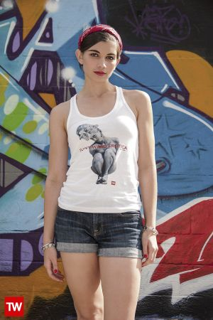 Tony_Ward_erotica_t-shirts_dana_tank_white_racerback_model_Kathryn_Brooks_head_scarf_graffiti_art_philadelphia.jpg