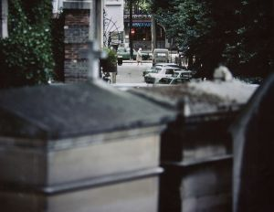 Tony_Ward_photography_early_work_street_scene_paris_1980_Pieree_Lachaise_cross.jpg