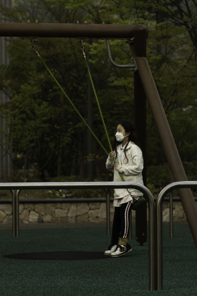swing-girl