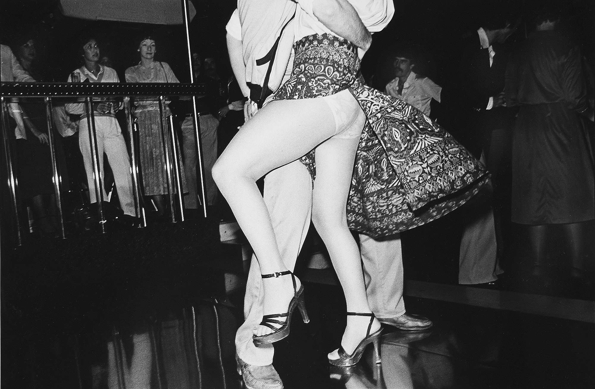 Tony_Ward_photography_early_work_Night_Fever_portfolio_1970's_erotic_dirty_dancing_couples_grinding_upskirt_panties