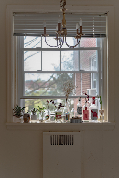 Tina-Captivity-Apartment-Objects-Bottles-Window-Flowers