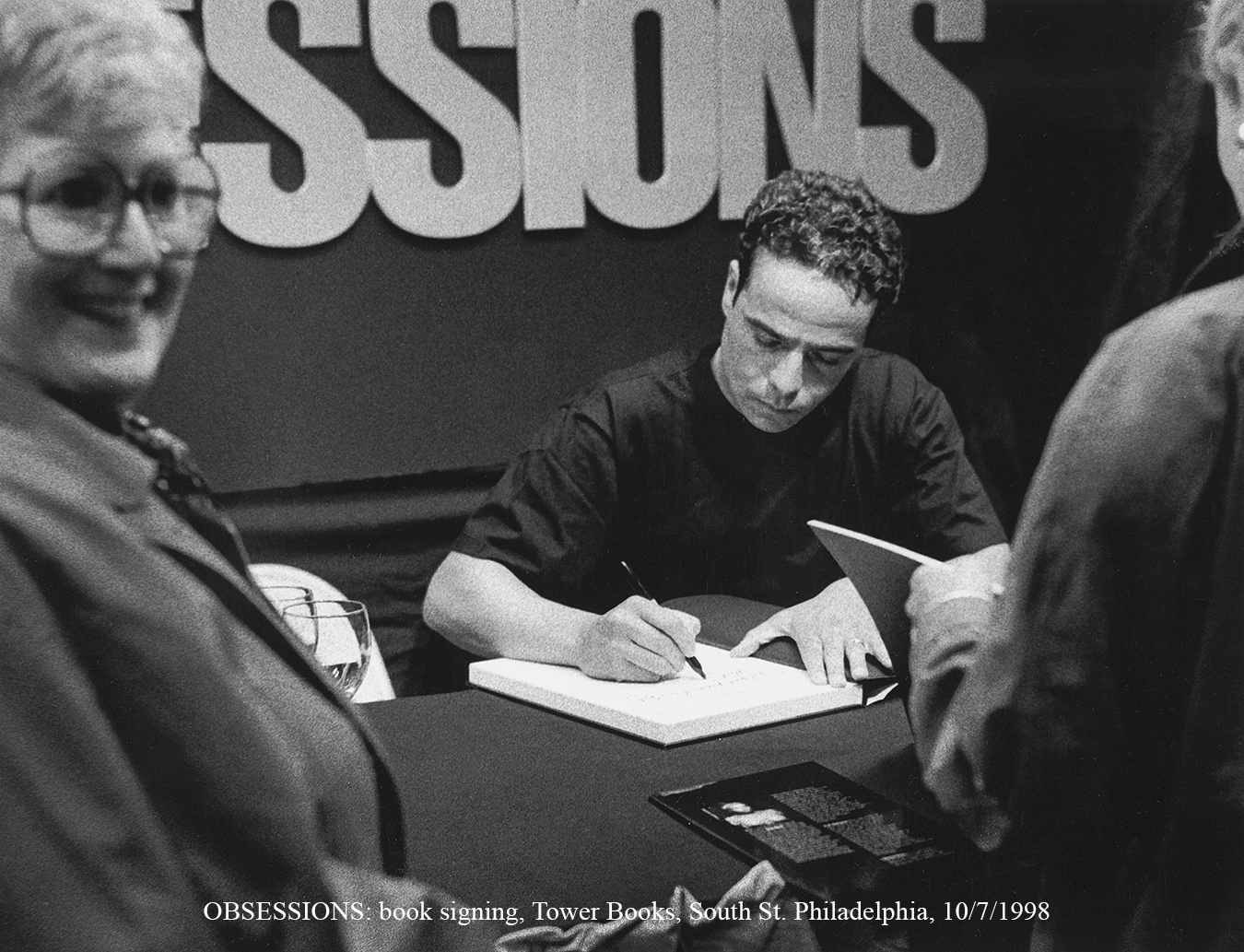 Tony_Book_Signing_Tower_Records_South_street_philadelphia_1998