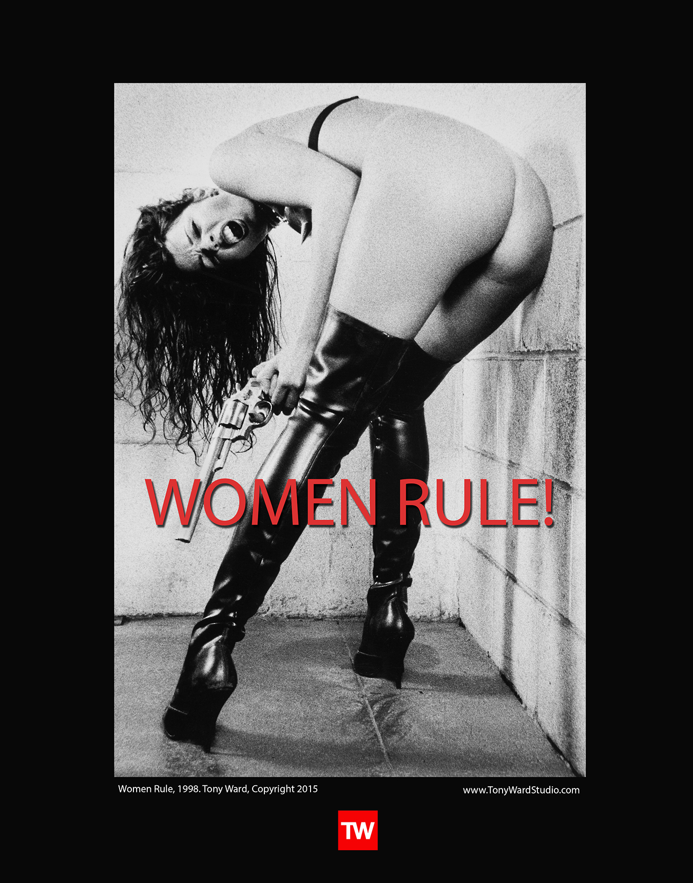Tony_Ward_Erotica_Poster_women_rule_guns